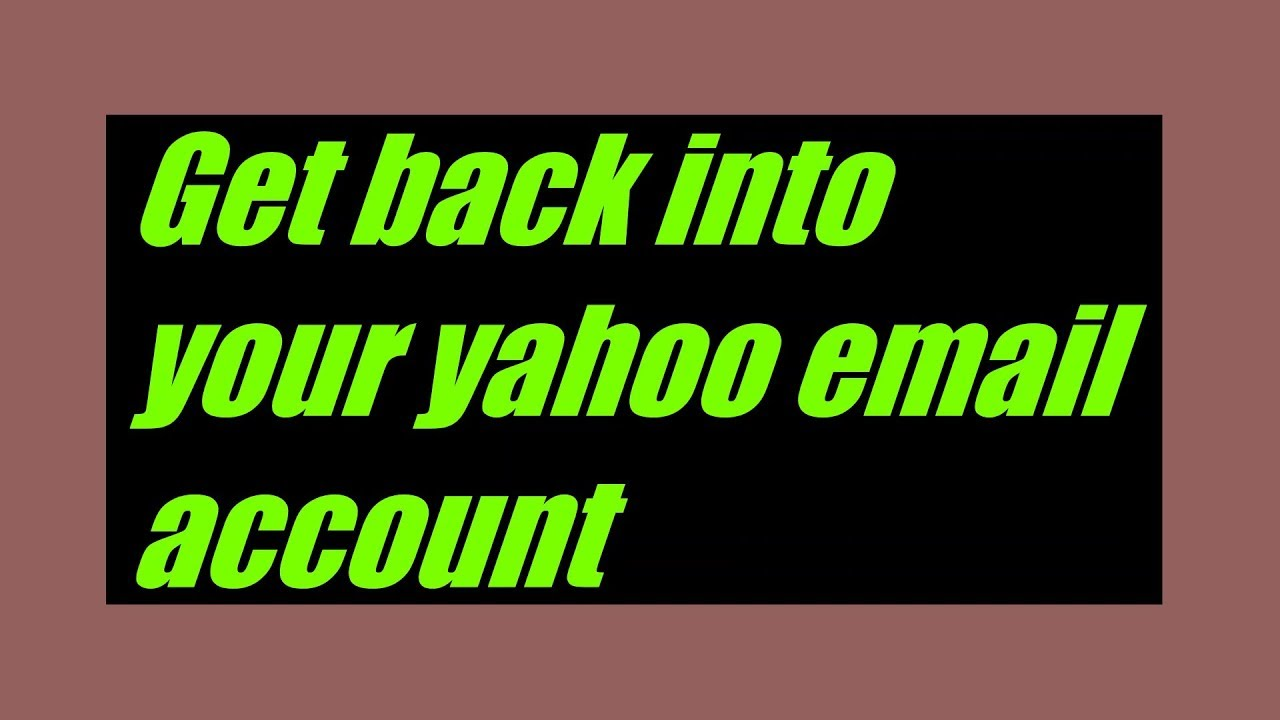 Download How to Recover Yahoo! Hacked Accounts- Solved!