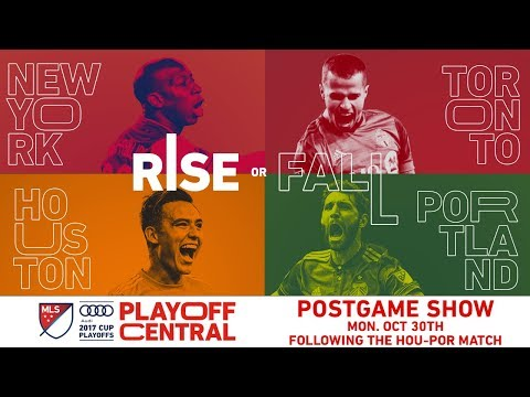 Playoff Central: Conference Semifinal Leg 1 Postgame   LIVE