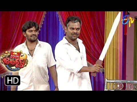 Sudigaali Sudheer Performance | Extra Jabardasth | 27th April 2018 | ETV Telugu