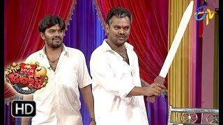 Sudigaali Sudheer Performance | Extra Jabardasth | 27th April 2018 | ETV Telugu