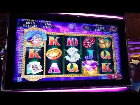 San Manuel Casino Sparkling Night Life win