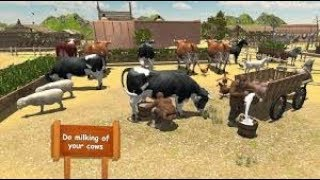 Popular Farm Village City Market & Day Village Farm Game Related to Games