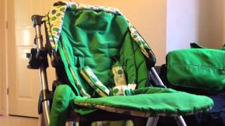 Mamas and papas Sola and Aton carseat review.