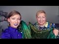 Обновки и подарки: драгоценности и аксессуары, видео с мамой