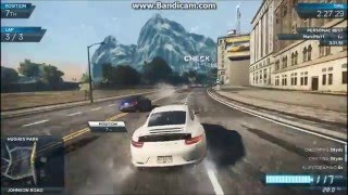 Need for Speed Most Wanted 2012  - Gameplay PC