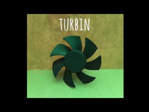 LOKARINA ITB Double Turbine Wave Energy