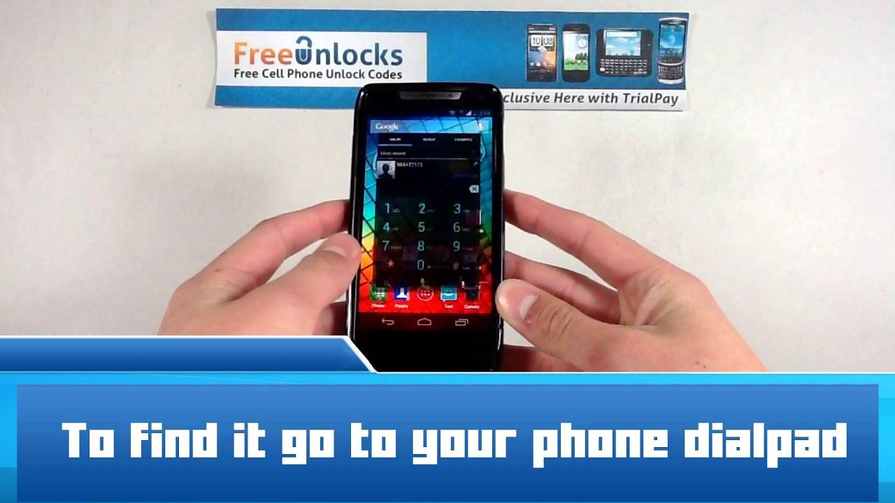 How to Unlock ANY Motorola for FREE | FreeUnlocks com