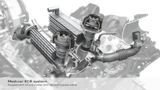 Moteur Audi 3.0 litres V6 TDI