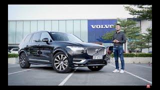 Đánh giá xe Volvo XC90 Inscription 2020 - nâng cấp nhưng giữ nguyên giá bán |XEHAY.VN|
