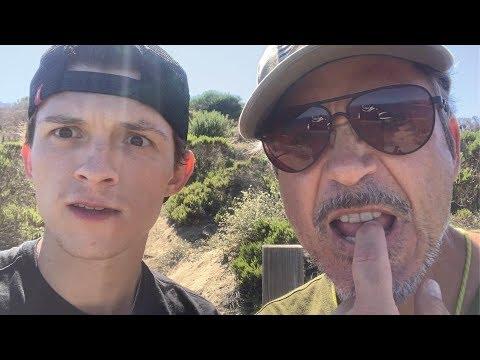 Почему Том Холланд и Роберт Дауни-младший тусуются вместе после удаления Паука из КВМ?