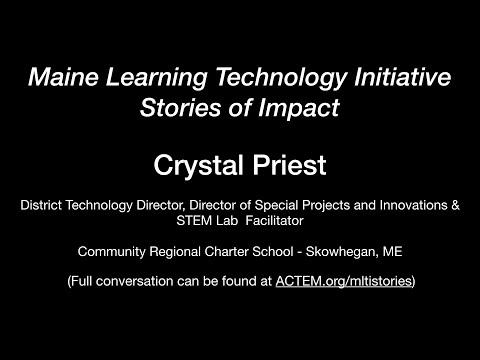 Crystal Priest - Genesis of 1:1 in Guilford
