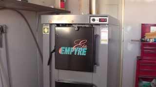 Empyre Elite 100 Gasification Boiler