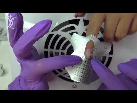 Салонное моделирование ногтей