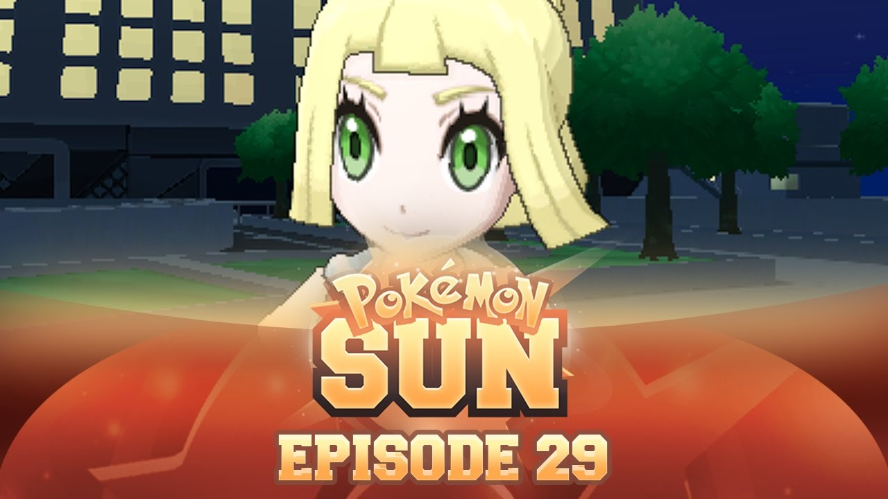 LILLIE'S Z-MOVE! | Pokemon Sun and Moon Playthrough w ...