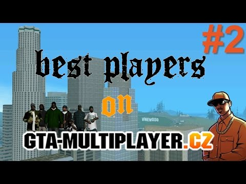 Best Players ON GTA-MULTIPLAYER.CZ #2