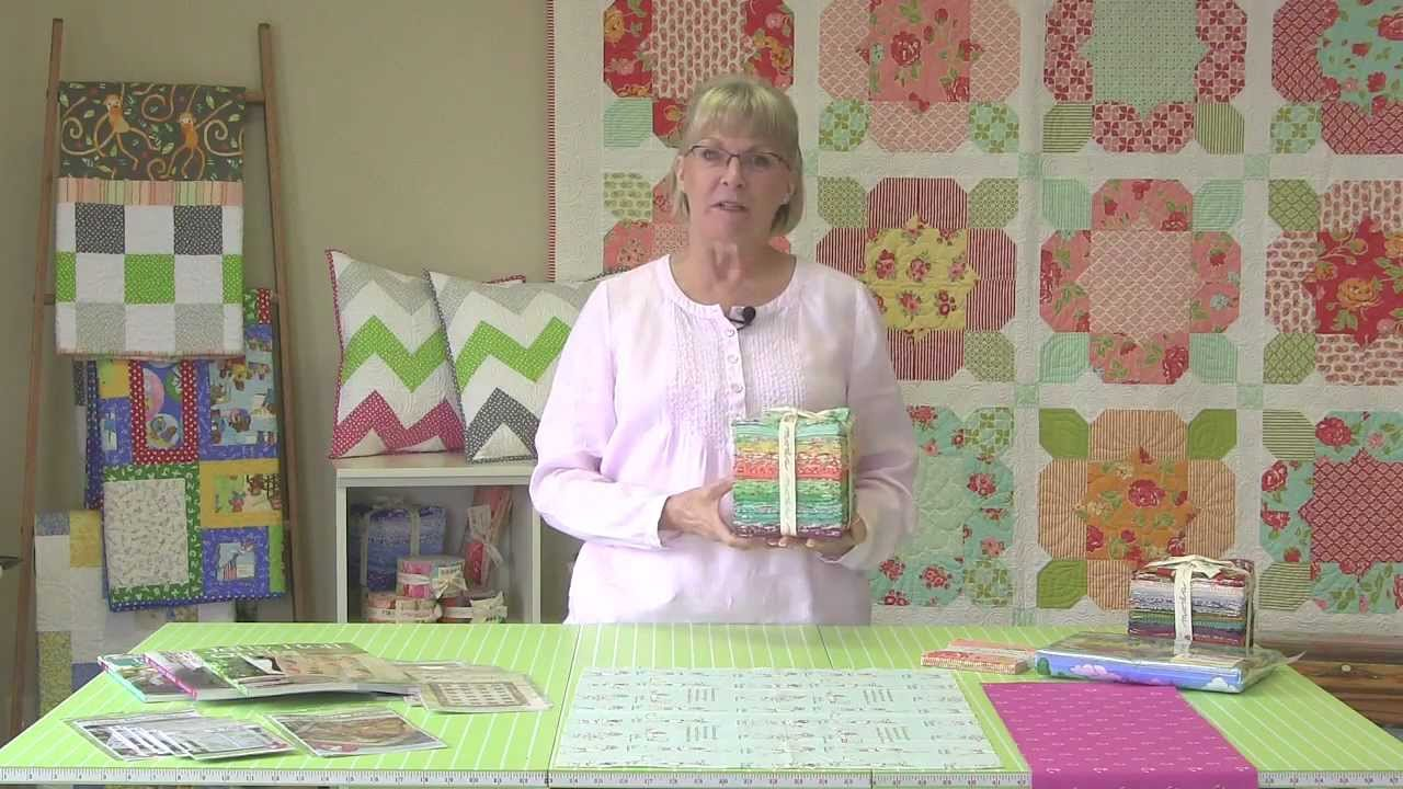 Quilting with Precuts - Quilting 101 - Fat Quarter Shop - YouTube : quilting precuts - Adamdwight.com