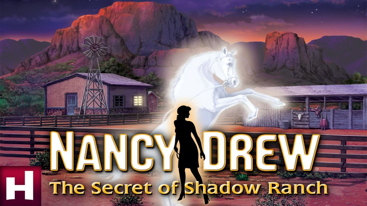Nancy Drew: The Secret of Shadow Ranch Official Trailer | Nancy Drew Mystery Games
