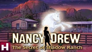Nancy Drew: The Secret of Shadow Ranch Official Trailer | Nancy Drew Games | HeR Interactive