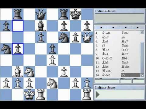 Chess.FM: Chinese Dragon in the Sicilian Defense #1