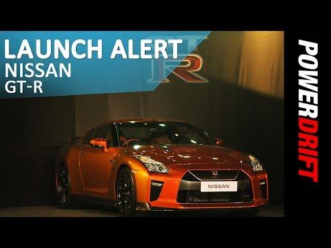 Launch Alert : 2017 Nissan GT-R : PowerDrift