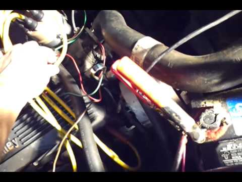 Msd ignition coil test - YouTube