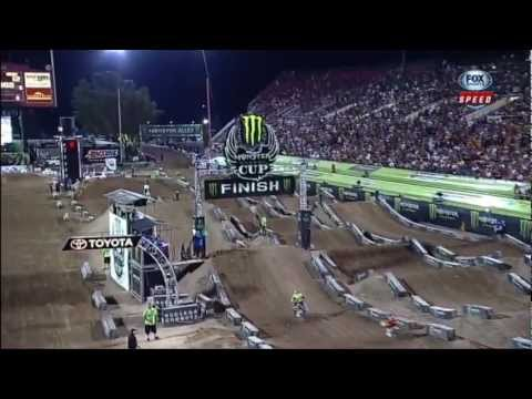 Monster Energy Cup Motocross of Nations 2012  Part 1 HD