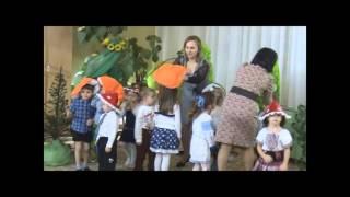 Заняття з екології ДНЗ №341 місто Київ