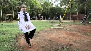 Instrucciones del Año XIII, interpretadas por escolares de la Escuela Artigas del PARAGUAY