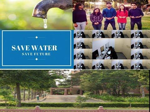 Save Water, Save Life | Social Experiment | NIAM, Jaipur