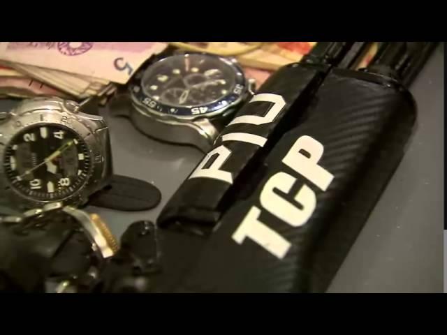 Nove suspeitos de envolvimento com tráfico de drogas são presos na Ilha do Governador
