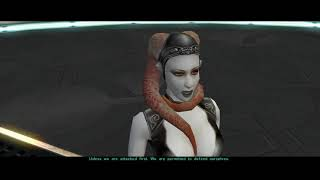 (7) KOTOR II - Sith Lords: Nar Shaddaa (All Quests)