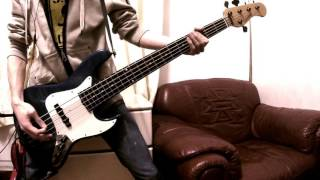 【Need For Speed Most Wanted Soundtrack】Nine Thou を弾いてみた BASS COVER