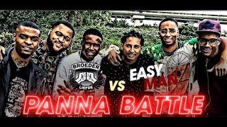 BROEDERLIEFDE VS EASY MAN - PANNA BATTLE