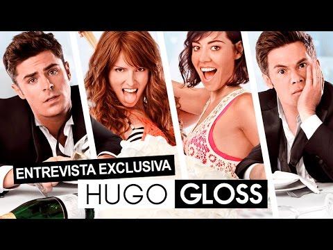 Hugo Gloss entrevista o elenco da comédia