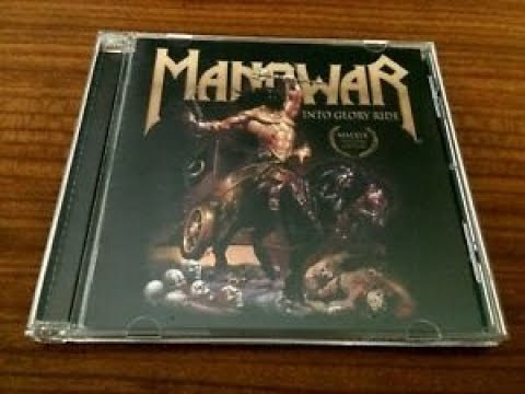 MANOWAR Into Glory Ride MMXIX