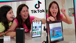 Recriando nossos TikToks favoritos 2 -  Família Maria Clara e JP