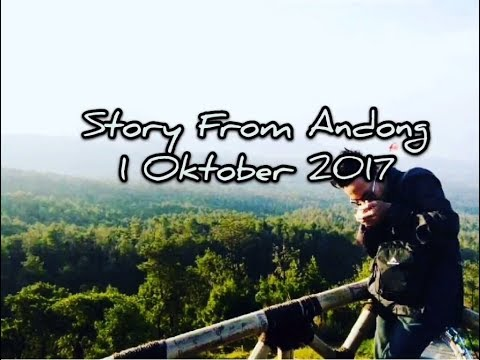 Story From Andong 1.726 mdpl 1 Oktobre 2017