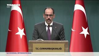 Turquie : Erdogan a les mains libres en Syrie suite au retrait des troupes américaines de D.Trump