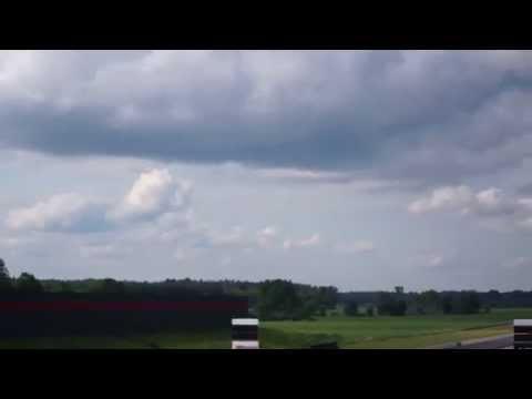 Saab JAS-39 Gripen high speed flyby