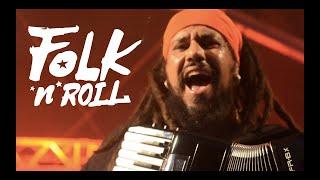 Folk n' Roll - Tρελός   Trelos -  Clip
