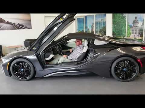 Jeremy Bmw Sc With The New 2019 Bmw I8 Roadster Youtubedownload Pro