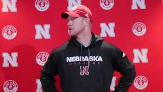 Husker247: Scott Frost talks Purdue, second bye week