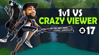 DAEQUAN 1V1s A CRAZY VIEWER!