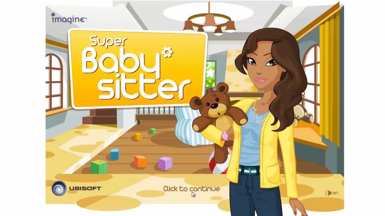 jeux baby sitting gratuit