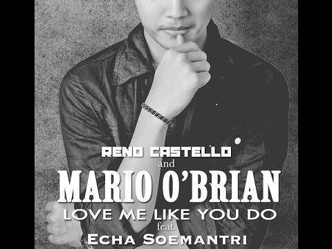 Love Me Like You Do - Ellie Goulding (Mario O'Brian & Reno Castello feat. Echa Soemantri Cover)