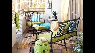 Красивый балкон, лоджия. Идеи обустройства и озеленения. Дизайн интерьера и экстерьера(, 2016-06-17T10:43:01.000Z)