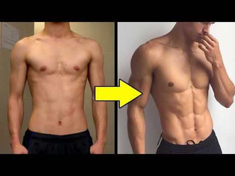 BEST Workout & Diet ADVICE for SKINNY GUYS ft. Mike Matthews | How to Build & Gain Muscle FAST