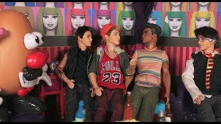 Boys Night - A Barbie parody in stop motion *FOR MATURE AUDIENCES*