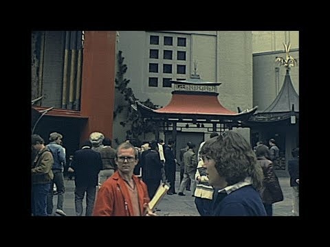 Los Angeles 1982 archive footage