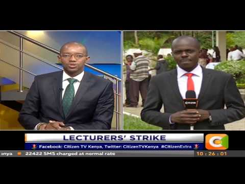 Citizen Extra: Academic staff union, Uasu rejects state offer